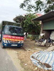 Hà Tĩnh: Làm rõ việc xe chở gạo hỗ trợ dân nhưng lại nhập ở ốt tư thương