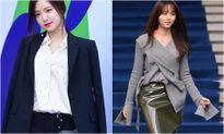 Na Eun nam tính, Kim So Hyun già dặn tại Seoul Fashion Week