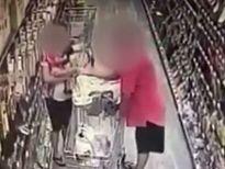 Nghi án bắt cóc trẻ em tại siêu thị Texas, Mỹ