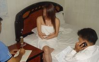 Nhà nghỉ làm ăn lẹt đẹt, phối hợp với gái mại dâm để 'tăng gia'