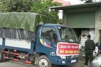 Thực hư việc xe tải chở gạo cứu trợ vùng lũ bán cho tư thương