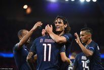 Thắng Basel 3-0, PSG tiếp tục bám đuổi Arsenal tại bảng A