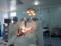 Thai phụ vỡ tử cung được cứu sống nhờ quy trình báo động đỏ