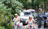 Truy thăng quân hàm cho 3 phi công hy sinh vụ rơi trực thăng ở núi Dinh
