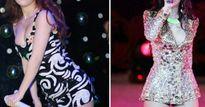 Sao nữ Việt không ngại mang mốt 'quần siêu ngắn' lên sân khấu