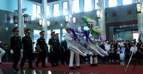 Lễ viếng 3 phi công hy sinh trong vụ máy bay rơi ở Bà Rịa-Vũng Tàu