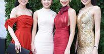 Tóc Tiên, Tú Anh nổi bật với váy ren xuyên thấu không nội y gợi cảm