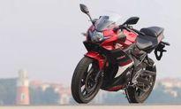 Cận cảnh sportbike Suzuki GSX-250R 'đấu' Yamaha R25