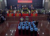 Lễ viếng, truy điệu 3 đồng chí Sĩ quan Phi công hy sinh