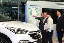 Hyundai mở thêm nhà máy thứ 4 tại Cangzhou, Trung Quốc