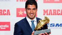 Suarez tự tin đoạt Giày Vàng 2017
