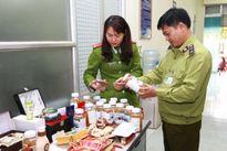 Hà Nội 'siết chặt' các cơ sở sản xuất, kinh doanh thực phẩm chức năng