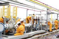 Hệ thống Khí Hàm Rồng - Thái Bình sẽ cung ứng trên 140 triệu m3