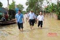 Nghệ An thiệt hại hơn 548 tỷ đồng do mưa lũ