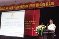 CĐ Xây dựng VN: Trên 2,6 tỉ đồng ủng hộ đồng bào vùng lũ lụt miền Trung
