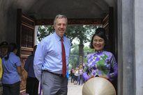 Đại sứ Mỹ: Tôi tin tưởng và sẽ đầu tư cho thành công của phụ nữ Việt Nam