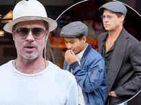 Brad Pitt đã gặp được Maddox