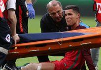 'Bồ Đào Nha vô địch Euro nhờ chấn thương của Ronaldo'