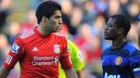 Evra bất ngờ chúc mừng 'kẻ thù' Luis Suarez