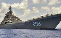 Nga mang tàu chiến đến Syria, NATO hoảng hốt cử chiến hạm theo dõi