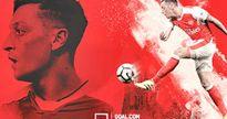 Top 10 ngôi sao có thể thay thế Mesut Oezil tại Arsenal