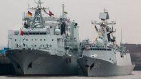 Ba tàu TQ thăm Cam Ranh: Chiến lược hòa bình Việt Nam