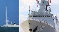 Soi vũ khí trên chiến hạm Trung Quốc thăm Cam Ranh
