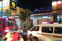 Thanh niên rơi từ tầng 5 khách sạn nghi bị ngáo đá