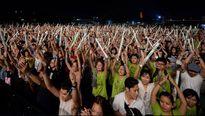 Monsoon Music Festival đã 'rực cháy' trong đêm đầu tiên