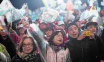 Lao động Việt ở Đài Loan biểu tình đòi hủy luật phi lý '3 năm phải xuất cảnh 1 ngày'