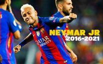 Barcelona 'trói chân' thành công Neymar đến năm 2021
