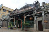Chùa cổ gần 300 năm tuổi của người Hoa ở chợ Lớn