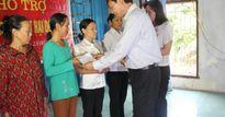 T.Ư Hội NDVN hỗ trợ người dân thiệt hại mưa lũ ở Nghệ An