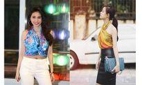 Mốt quấn khăn thành áo, mỹ nhân Việt nào mặc đẹp?