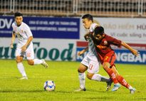 U21 HAGL bị chủ nhà Than Quảng Ninh cầm chân