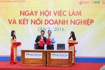 Hơn 6000 tuyển dụng tại 'Ngày hội việc làm và kết nối Doanh nghiệp'