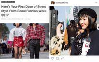 Sau 4 ngày, Châu Bùi & Cao Minh Thắng 'đánh chiếm' đến cả chục mặt báo và blog thời trang!