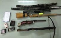 Dùng súng hoa cải bắn thương vong 6 cán bộ quản lý rừng