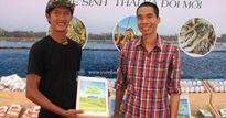 Những người trẻ mê làm nông nghiệp bền vững