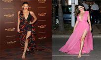 Mỹ nhân Hollywood diện váy xẻ tà cao, khoe chân dài táo bạo