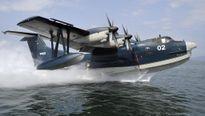 Thủy phi cơ Nhật Bản US-2 chuẩn bị 'đổ bộ' vào Ấn Độ
