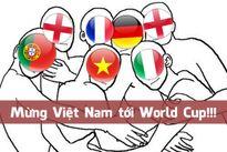 Đức, Bồ Đào Nha, Italia phấn khởi đón U19 Việt Nam đến World Cup