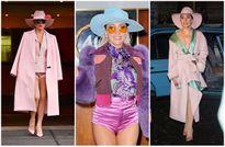 Lady Gaga và những trang phục 'nóng' nhất tuần qua