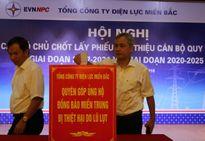 Phát động phong trào ủng hộ đồng bào miền Trung