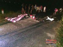 Hai xe máy đấu đầu, 1 người tử vong tại chỗ