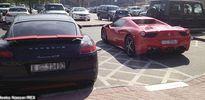 Dàn siêu xe hùng hậu của sinh viên Dubai