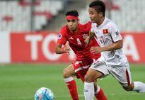 Kết quả chi tiết các trận đấu tại vòng tứ kết giải U19 châu Á