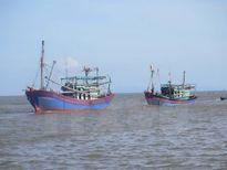 Hải quân Thái Lan chặn giữ 5 tàu cá cùng 28 ngư dân Việt Nam