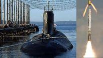 Thêm tàu ngầm hạt nhân, Ấn Độ vẫn lép vế trước TQ?