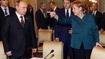 Đức miệng hô trừng phạt, trong ngấm ngầm bắt tay Nga?